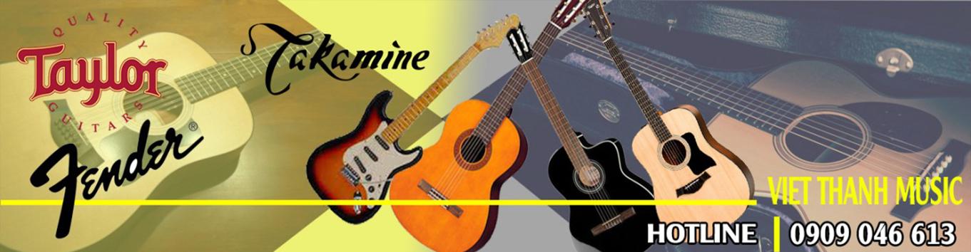 Cửa Hàng Mua Bán Đàn Guitar Acoustic, Classic, Điện Chính Hãng Giá Rẻ